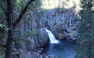 Upper Falls McCloud River